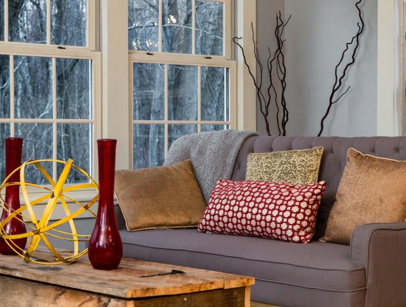 Farmhouse Fabulous Living Room