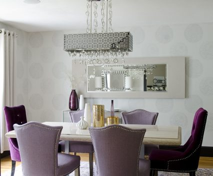 Love It Share The Post Elegant Dining Room Renovation
