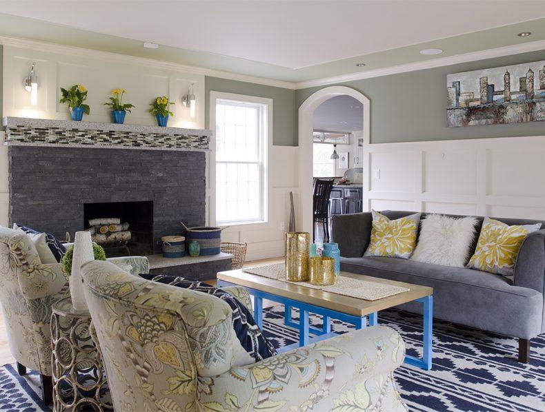 New England Design Elements Renovation Interior Design