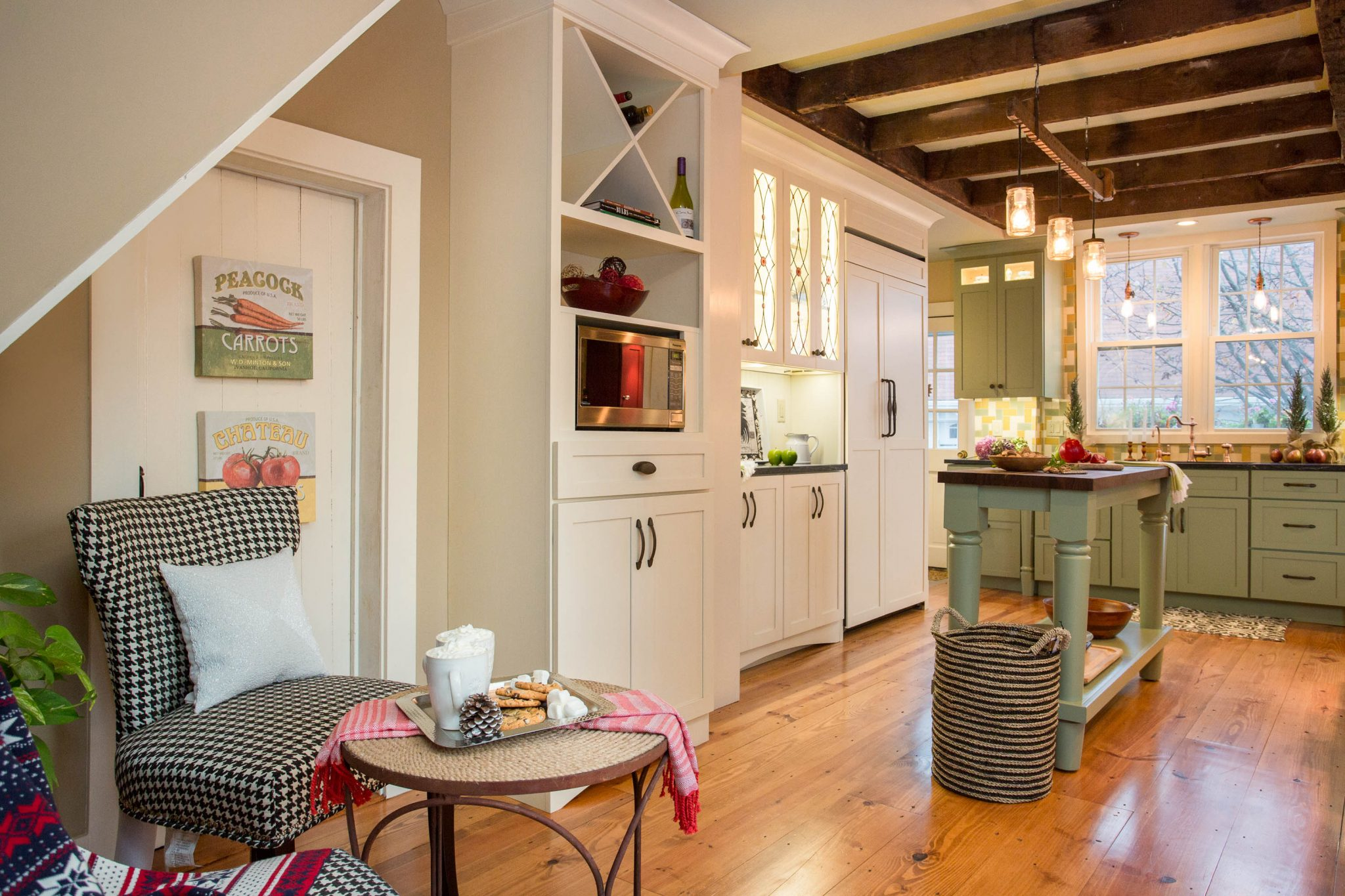 1800s Historical Farmhouse New England Design Elements